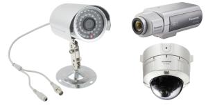 камера аналогового видео наблюдения