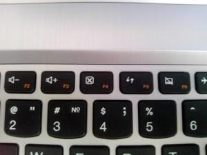 Lenovo z5070 keyboard