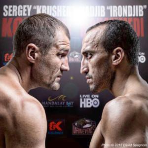 Kovalev-Mohammedi, box