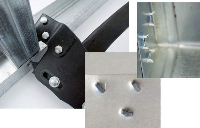 Просекатель для металлического профиля под ГПС