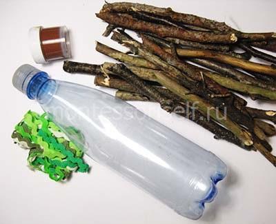 Материалы для изготовления вазы