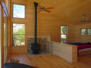 печное отопление в деревянном доме1