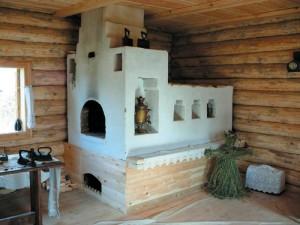 печное отопление в деревянном доме_4