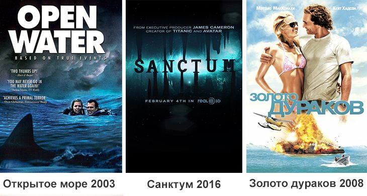 Фильмы про дайверов