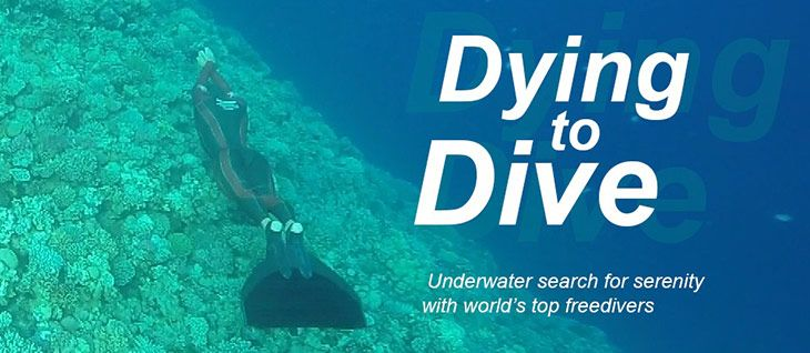 dying to dive film