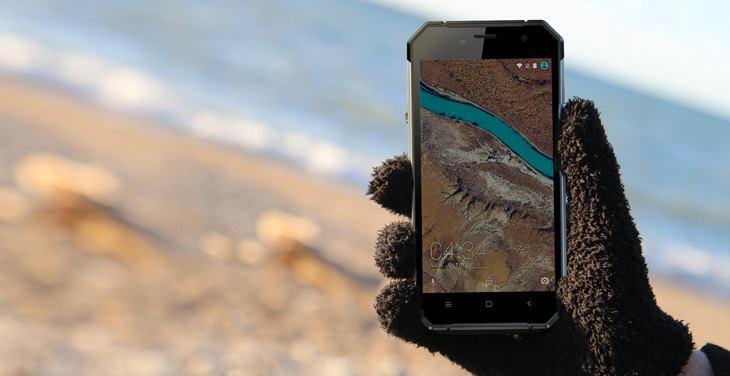 Защищенный смартфон Nomu S30