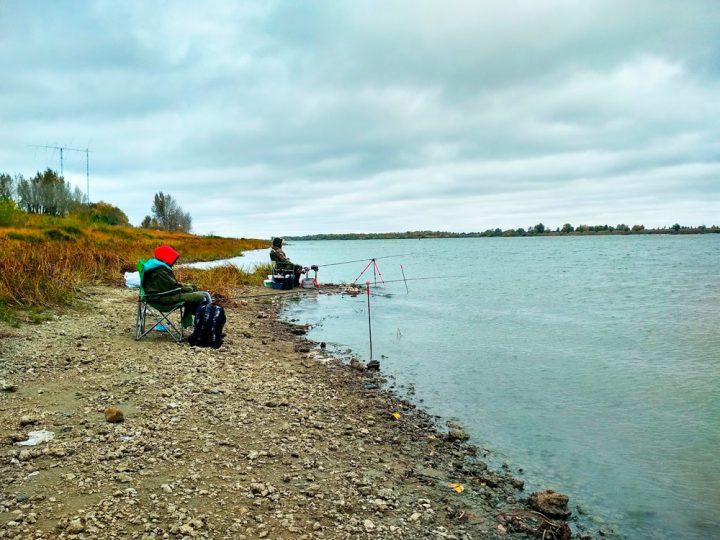 Особенности октябрьской рыбалки (2)