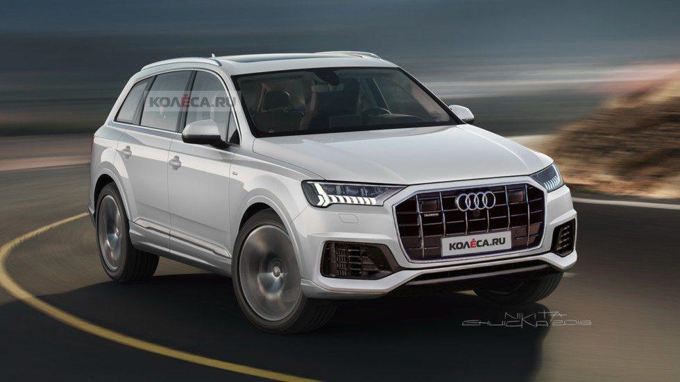 Audi Q7 2020: фото, характеристики