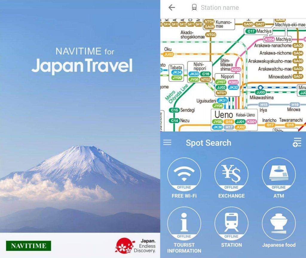 Japan Map Apps Online And Offline That Are Useful For Your Trip