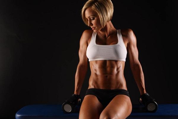 Польза упражнений на пресс для девушек