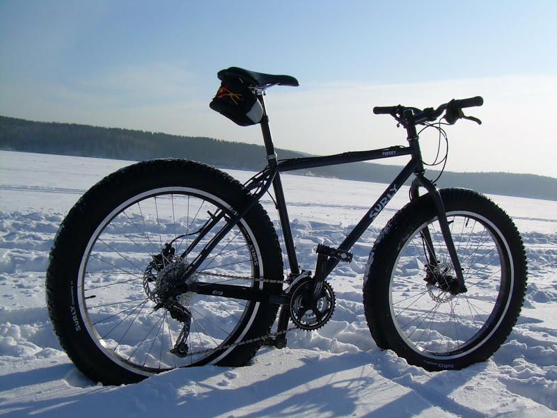 фэтбайк Surly Pugley